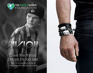 Breckle Tfk 1000 Pad : avicii stands behind save the rhino bracelet the perfect world foundation ~ Bigdaddyawards.com Haus und Dekorationen