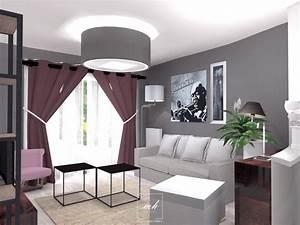Decoration Interieur Moderne : decoration interieur moderne ~ Teatrodelosmanantiales.com Idées de Décoration