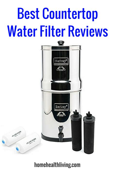 best water filter compare countertop water filters best countertop water autos post