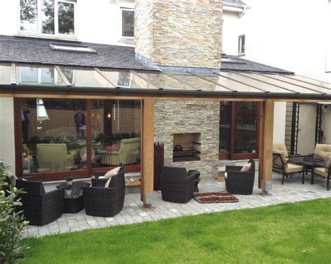 Cozy House Backyard Extension Design Ideas