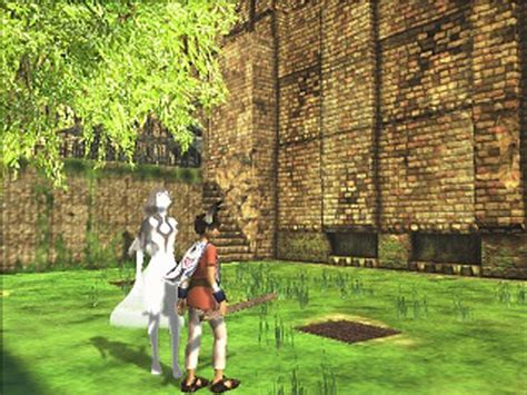 Ico Screenshots For Playstation 2 Mobygames