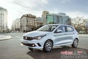 Fiat Argo Comemora 100 Mil Unidades Vendidas No Brasil