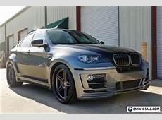 2011 BMW X6 Hamann Tycoon Evo Widebody for Sale in United