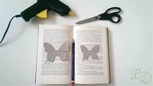 Schmetterlinge Aus Papier : herzkranz mit schmetterlingen und rosen aus buchseiten ~ Lizthompson.info Haus und Dekorationen