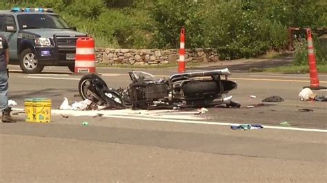 Police Investigate Fatal Motorcycle Accident In Wrentham