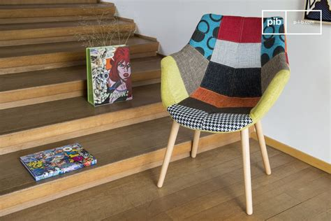 Poltrona Patchwork Tomasucci : Neo Patchwork Armchair