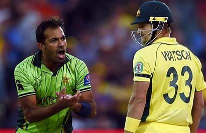 Cricket Wahab Pakistan Australia Riaz Spell Cup
