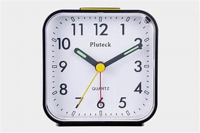 Alarm Clock Analog Clocks Non Ticking Improb