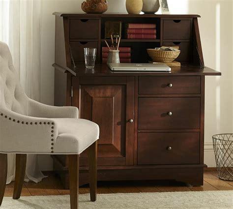 bureau secretaire bois bureau bois design 50 belles propositions