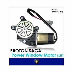 Genuine Proton Saga  Iswara Left Side Power Window Motor
