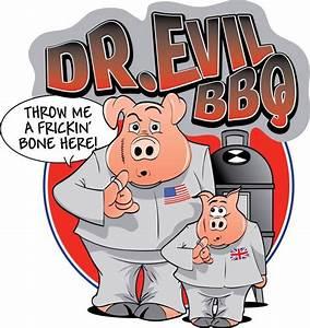Dr. Evil Team Logo Evil Genius.....Mmwahahahah | BBQ ...