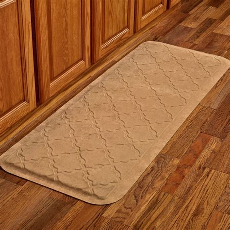 Kitchen: Gel Kitchen Mats For Comfort Creating The