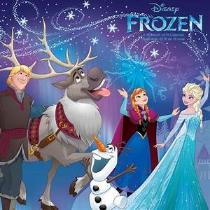 Disney Frozen: New official pictures for 2017-2018 ...