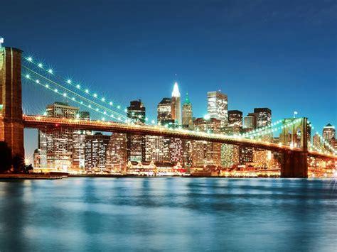 york city night lights wallpaper
