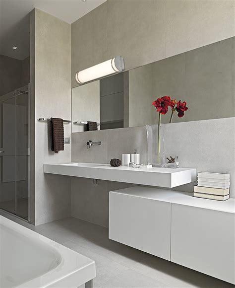flush mount brushed nickel modern frosted bathroom