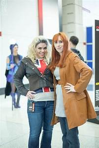 Cosplay of the Day: The Doctor's Girls