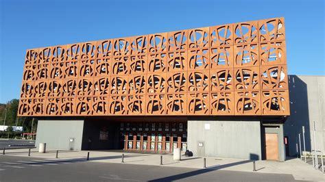 intermarché siège social esba etudes de structure de béton armé