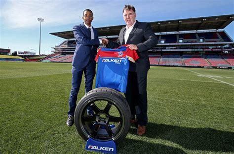 Falken Partners Newcastle Jets