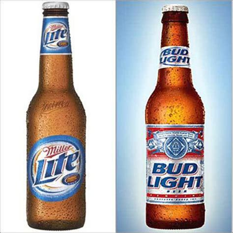 Miller Lite Vs Bud Light by The Rivalries In Business Boston