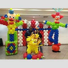 72 Best Balloon Circuscarnival Images On Pinterest