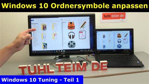 windows  tuning ordnersymbole aendern eigene fotos
