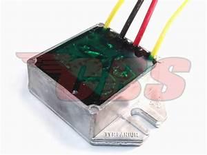 Tympanium Regulator    Rectifier 12-volt    200 Watt