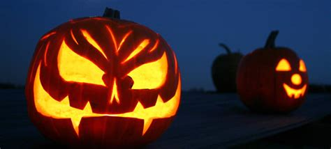 halloween die richtige kuerbis beleuchtung