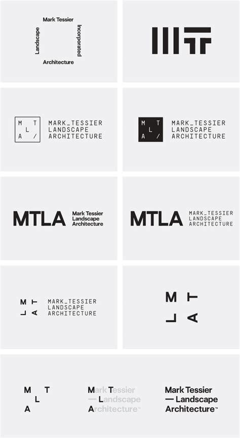 Mark Tessier Landscape Architecture