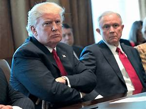Trump-Sessions Tensions Test Foundation of Populist ...