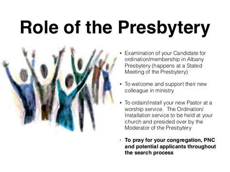 pnc training albany presbytery