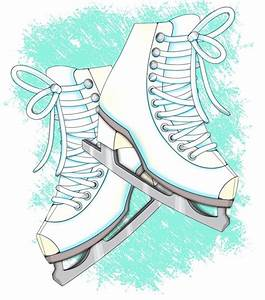 How to Create Ice Skates in a Softly Drawn Vector Style in ...