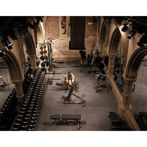 The World Coolest Designed Gyms Food Wine