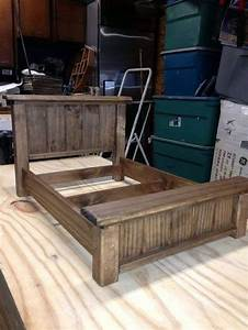 Unordinary, Recycled, Pallet, Bed, Frame, Ideas, To, Make, It, Yourself16