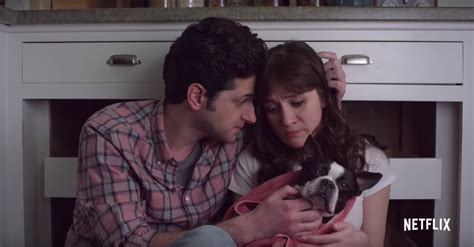 Ben Schwartz And Noël Wells Fall In And Out Of Love In Netflix Rom