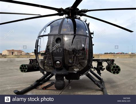 special forces ah   bird helicopter   army