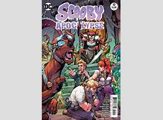 Scooby Apocalypse #10 Velma, Warrior Queen of