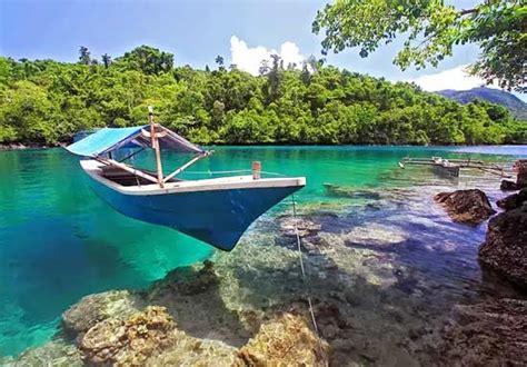 wisata seru  pulau halmahera tempat wisata terbaik
