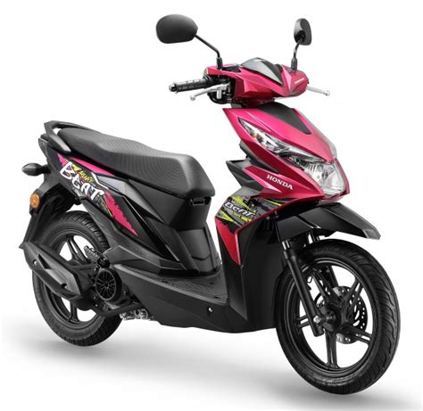 2018 Honda BeAT scooter now on sale - RM5,724