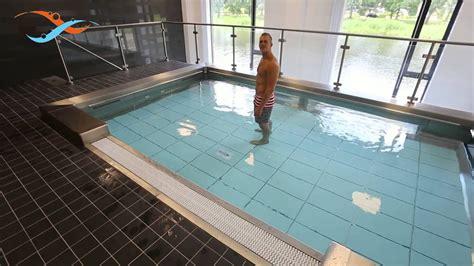 desain rumah minimalis  kolam renang mini