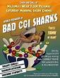 Bad CGI Sharks Premiere Poster | Love movie, Comic book ...