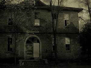 Haunted house Computer Wallpapers, Desktop Backgrounds ...