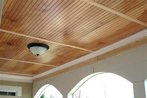Outdoor Beadboard Ceiling Panels : Beadboard Ceiling Panels