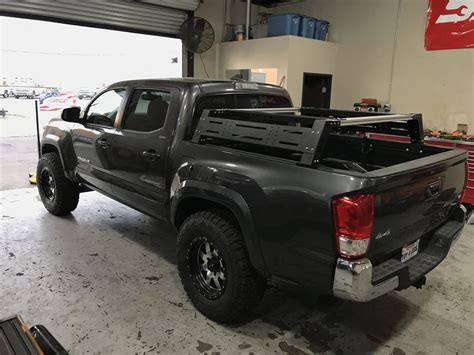 bed rack tacoma tacoma 5ft beds only tacoma accessories parts and