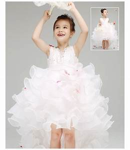 rustic flower girl wedding dress summer baby girl clothes With baby girl wedding dresses