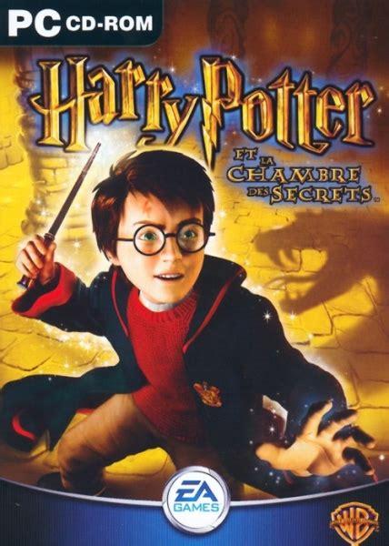 harry potter et la chambre des secrets pc harry potter et la chambre des secrets pc jeux