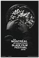 Montreal International Black Film Festival poster on Behance