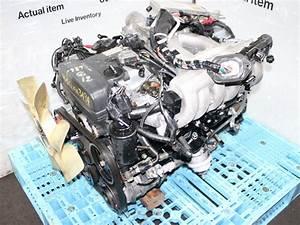 2jz All Motor