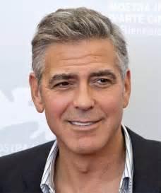 Haircut George Clooney Hair