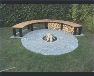 Feuerstelle im garten selber bauen treefunderco for Feuerstelle garten mit grüner balkon