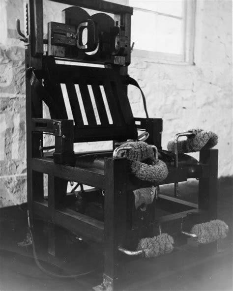 Electric Chair Executions Bad by Electric Chairs